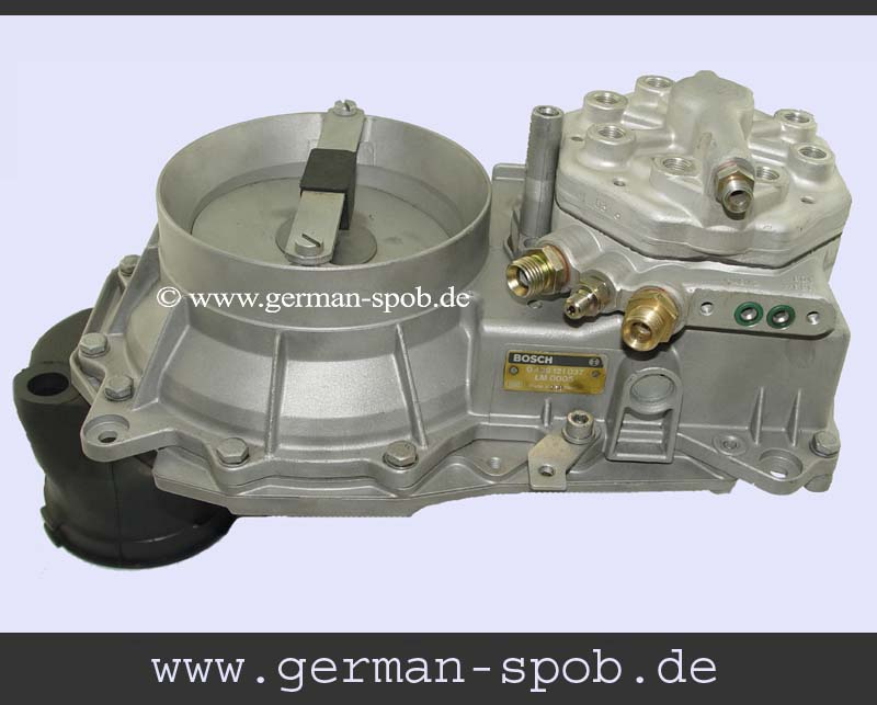Flow Divider Repair Kit Gasket Set 4 Cylinder Fuel Distributor Repair Kit Bosch