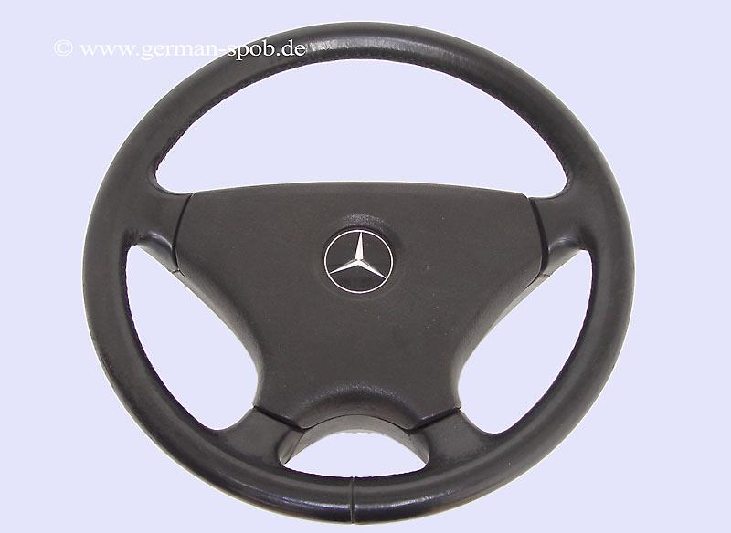 Mercedes W210 S210  E-Klasse Wir beziehen Ihr Lenkrad neu mit Leder