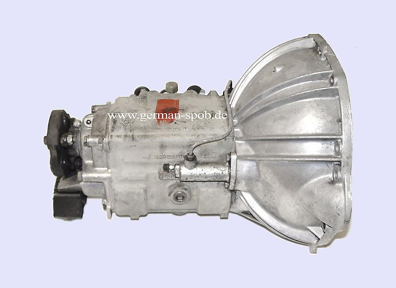 Mercedes W108 Engine Swap Kit