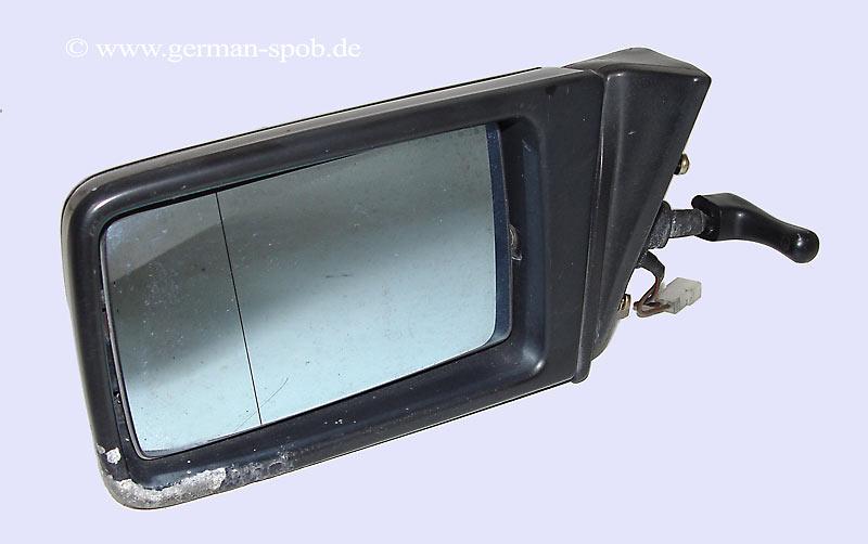 spiegel t r links mercedes benz a1248104916. Black Bedroom Furniture Sets. Home Design Ideas