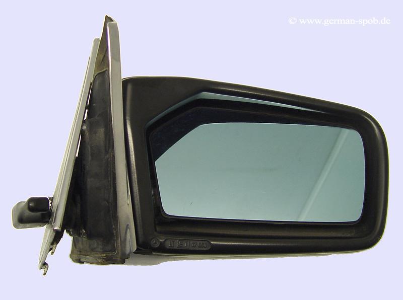 spiegel t r rechts mechanisch mercedes benz a1238101216 1238101216 a1238101216. Black Bedroom Furniture Sets. Home Design Ideas