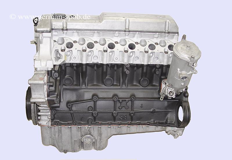 Motor om 603 mercedes w124 300d g klasse w460 regeneriert for Mercedes benz 300d engine