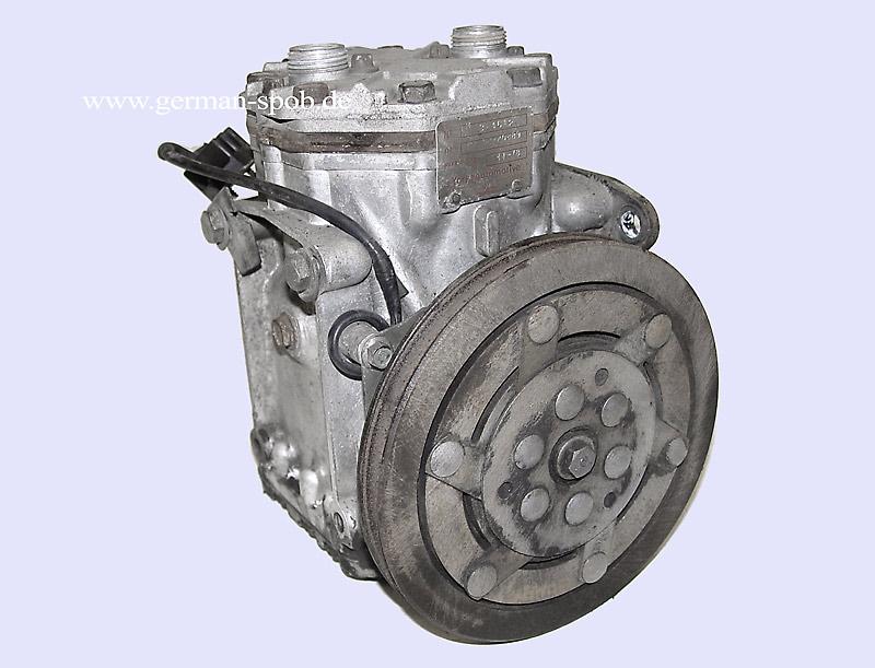 Clima Compresor Mercedes W A
