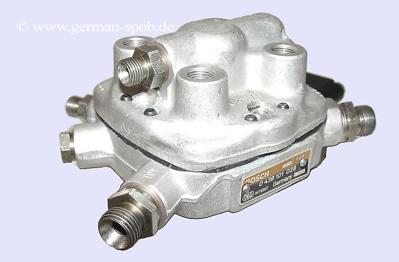 Mengenteiler 0438101028 Mercedes 190 W201 2 3 16v Fuel