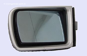 2108106316 spiegel t r links 9744 silber mercedes benz. Black Bedroom Furniture Sets. Home Design Ideas